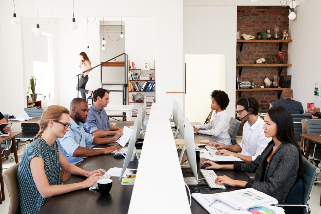 Creative Draw: Thoughtful Office Design to Improve Your Team's Work