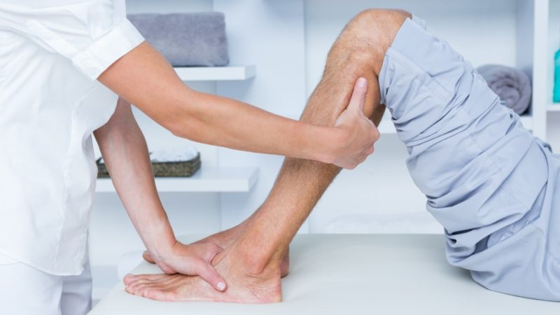 Phases of Physiotherapy for the Management of Plantar Fasciitis