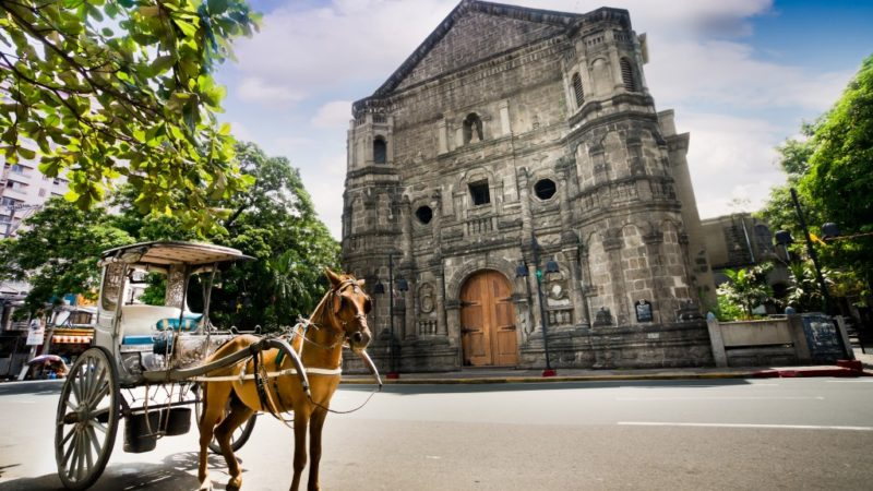 Go on a Museum Drive Around Manila