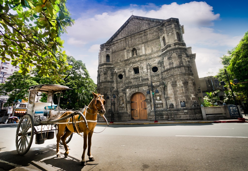 Go on a Museum Drive Around Manila