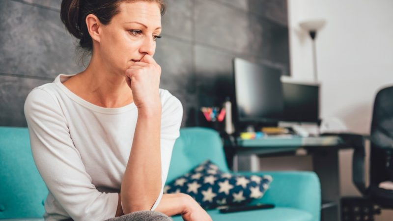 Falling Apart: Getting Back Up After the End of a Relationship