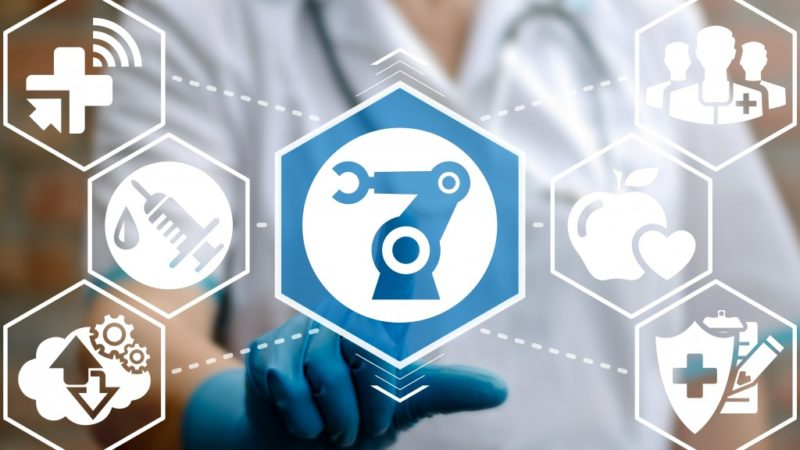 Automation and Social Media Strategies in Health Care