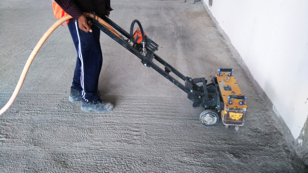 Concrete Staining: Choosing a Color, Process, and Style