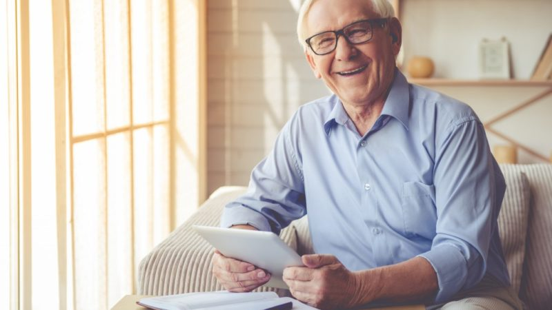 Caring for Seniors with Poor Vision