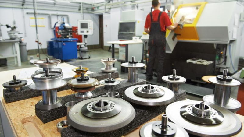 Why Choose to Sell Surplus Industrial Equipment