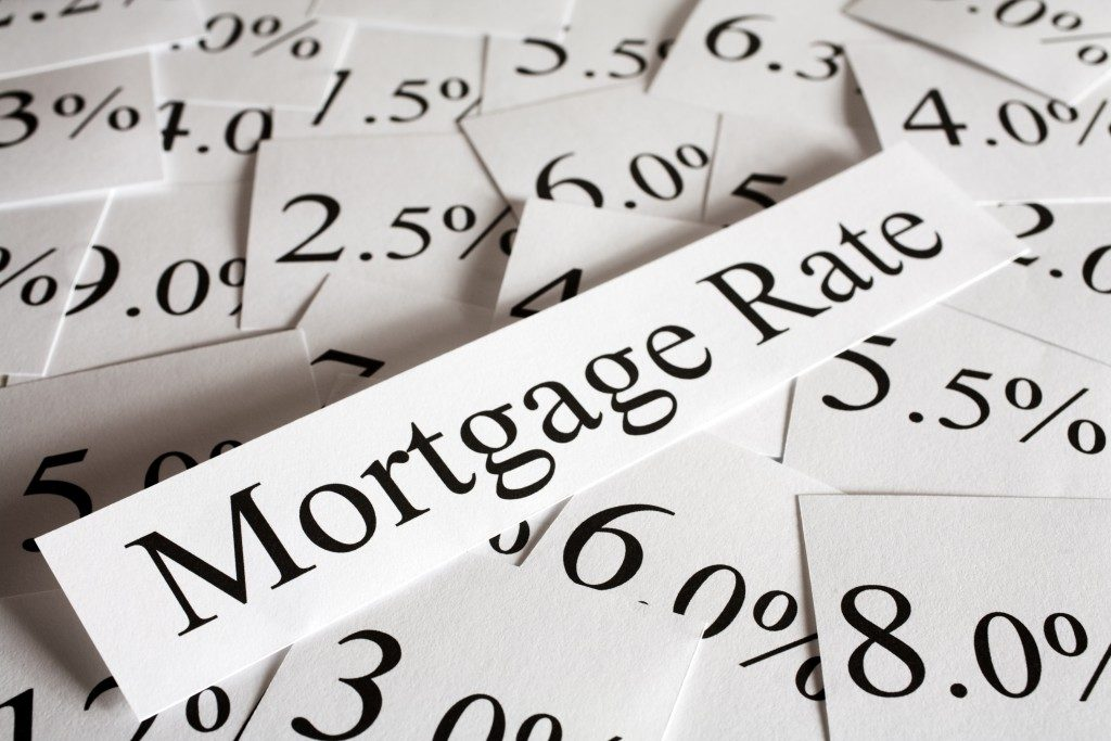 mortgage rate computations