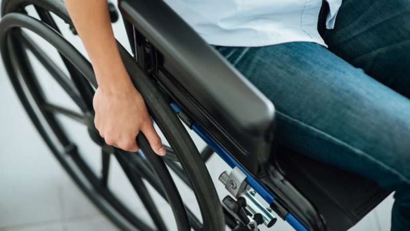 Should Your Disability Limit Your Joy?