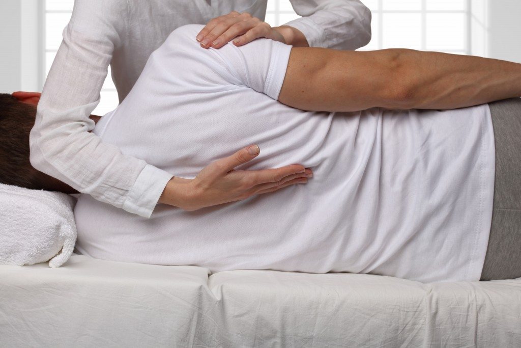 Dealing with a Shoulder Injury