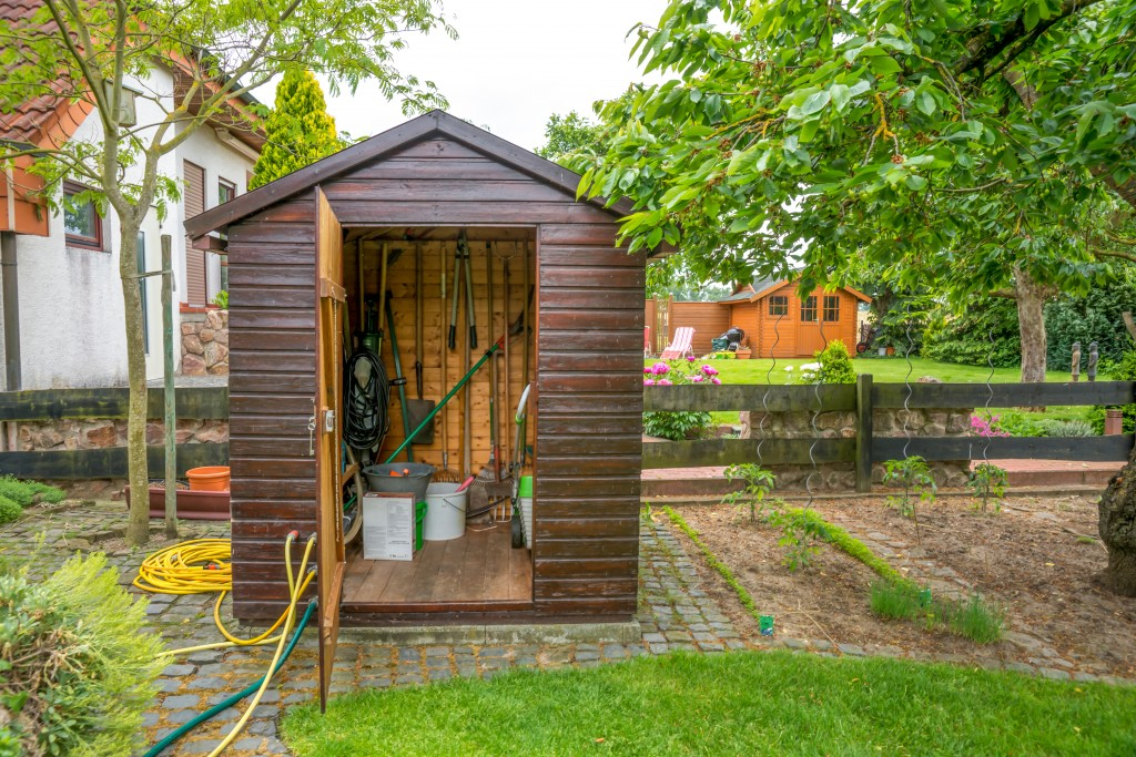 10 Ways to Maximize Storage Space in Your Shed and Keep It Organized