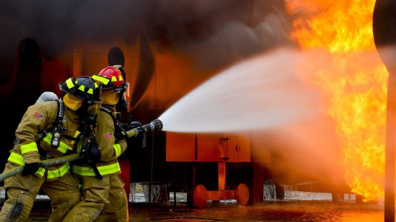 For the Firefighter's Wife: How to Make Your Marriage Work