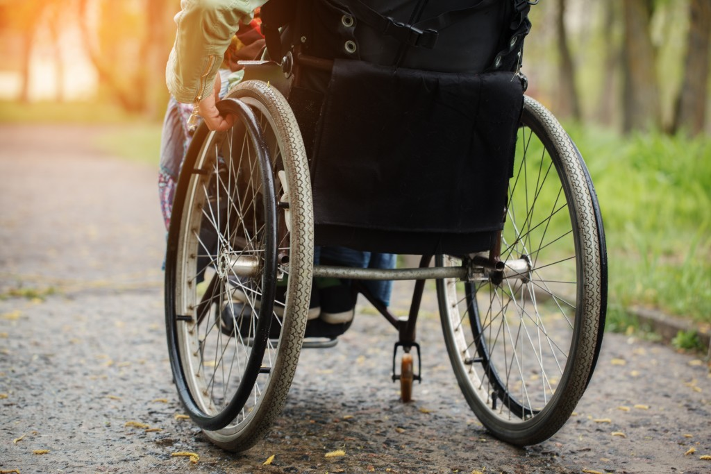 Using a Wheelchair Doesn't Mean Giving Up on Independence