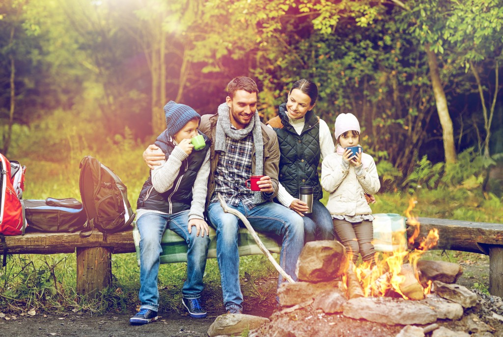 Helpful Reminders When Organizing a Family Camping Vacation