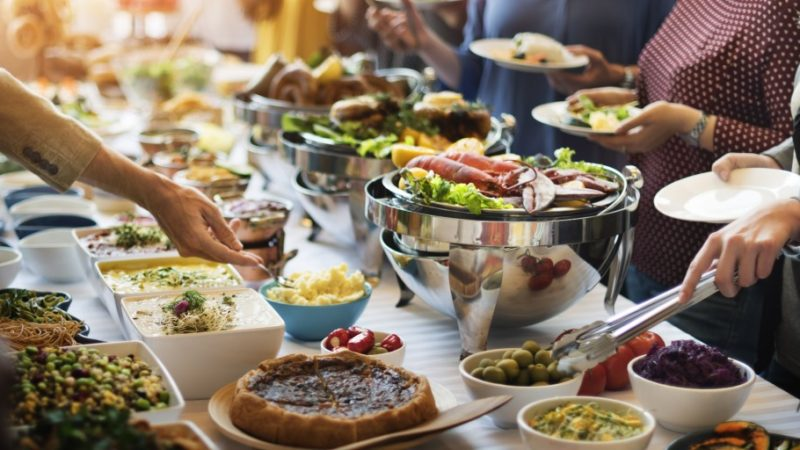 Must-Try Buffets in Singapore