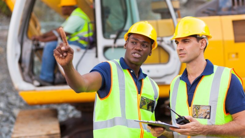 5 Technologies to Keep Construction Sites Safe