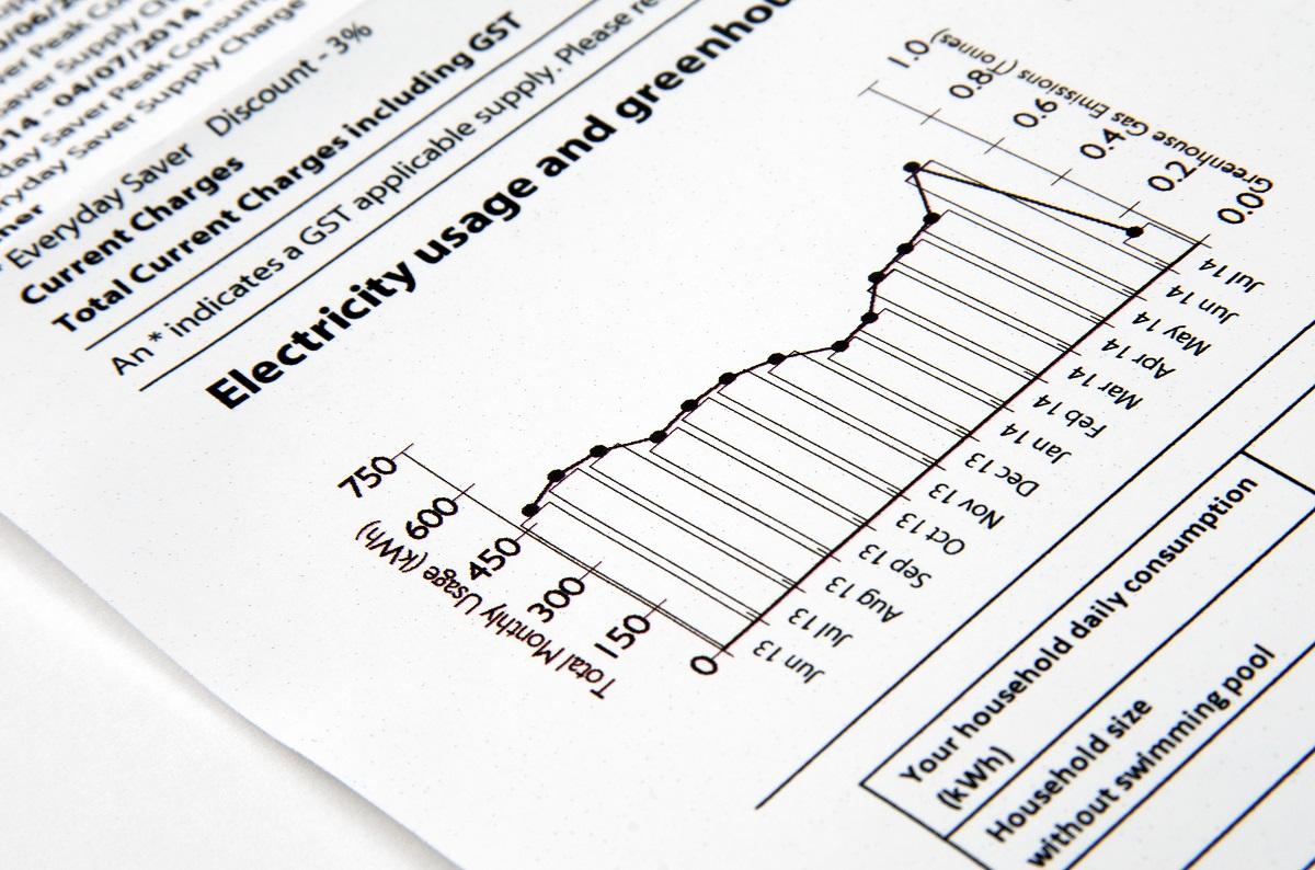 energy bill report