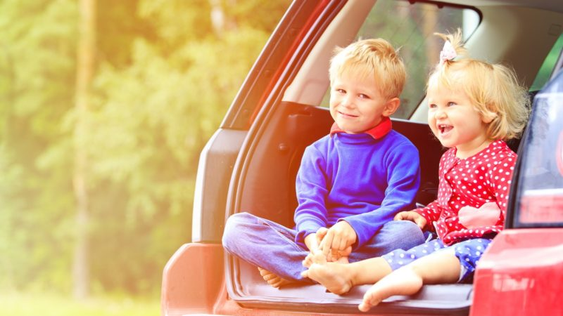 Top Considerations When Travelling with a Young Child
