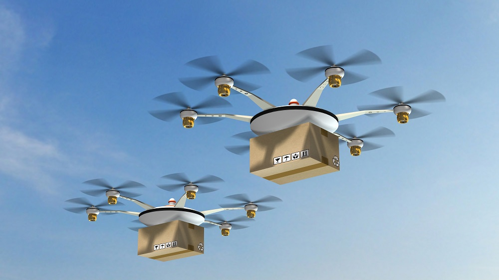 The Droning: Aerial Vehicles on the Rise