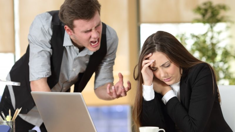 Acting Accordingly When Workplace Harassment Happens to You