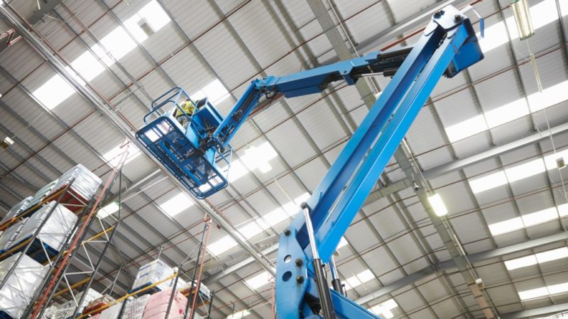LED Lighting for Warehouses and Large Buildings