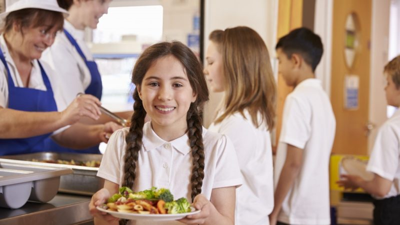 Optimizing the Cafeteria at Work and School for Food Safety