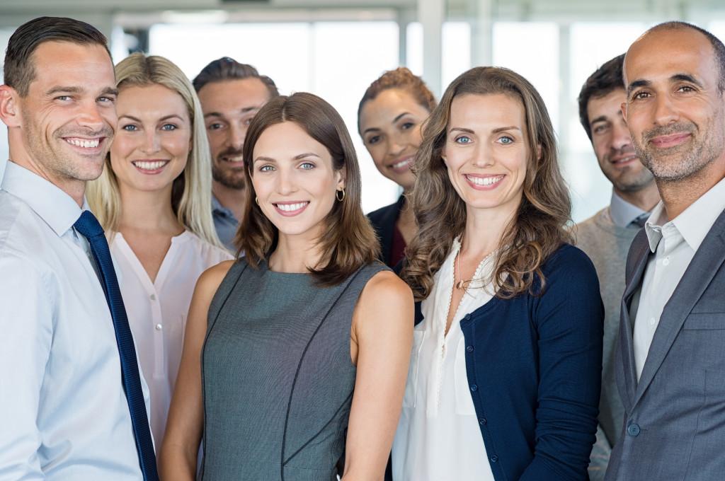 group of entrepreneurs