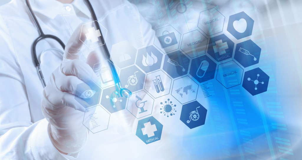modern technology in healthcare